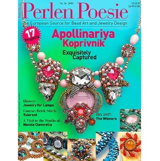 Perlen Poesie Issue 36 Spring 2018